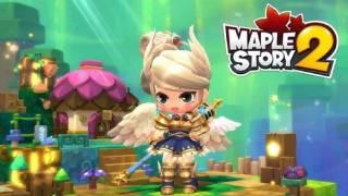 Объявлена дата релиза MapleStory 2