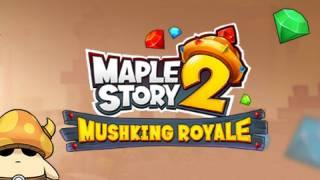 MapleStory 2 — состоялся релиз режима «Королевская битва»