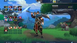 Косметические предметы из Battlerite будут открыты в Battlerite Royale