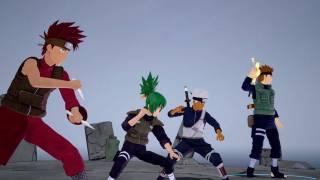 PvE-режимы в новом трейлере Naruto to Boruto: Shinobi Striker