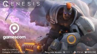 Genesis — новая MOBA для PS4 и Xbox One