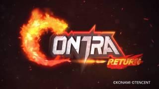 Contra: Return — новая часть классического сайд-скролл шутера приходит на западный рынок