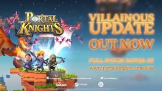Для Portal Knights вышло «Злодейское обновление»