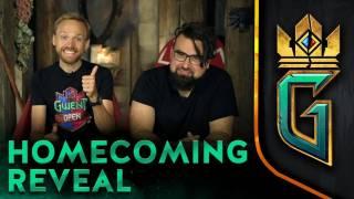 ГВИНТ — геймплей обновления Homecoming и новые подробности