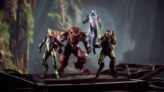 Демо-версия Anthem выйдет почти за месяц до релиза игры