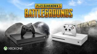 Состоялся релиз PlayerUnknown's Battlegrounds на Xbox One