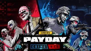 Дата проведения ЗБТ Payday: Crime War