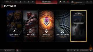 Quake Champions — сентябрьский патч добавил аркадные режимы и новую карту