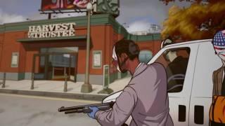 Начался закрытый бета-тест Payday: Crime War