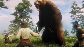 Новые подробности об MMO New World: гибрид Rust и Dark Souls, технологии и многое другое