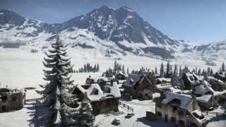Представлены первые изображения снежной карты в PUBG