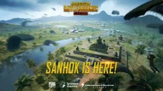 В PUBG Mobile появилась карта Санук