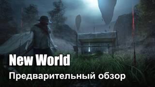 Предварительный обзор MMO песочницы New World