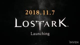 Стала известна дата выхода Lost Ark в Корее