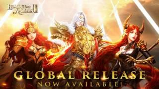 Состоялся глобальный релиз League of Angels 3