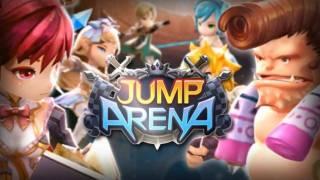 Создатели Blass Online выпустили мобильную PvP-игру Jump Arena