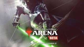 Magic: The Gathering Arena выйдет в стадии ОБТ на следующей неделе