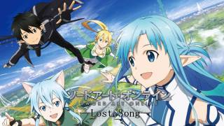 Sword Art Online: Lost Song выйдет на PC