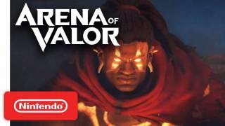 Стала известна дата выхода Arena of Valor на Nintendo Switch