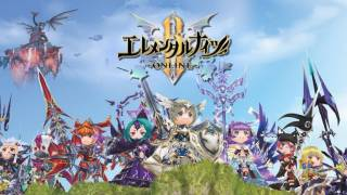 Мобильная MMORPG Elemental Knights R выходит на Nintendo Switch