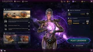 Состоялся перезапуск The Elder Scrolls: Legends от новых разработчиков