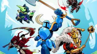 Главный герой Shovel Knight появится в Brawlhalla