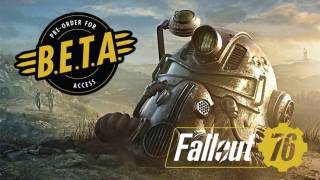 Объявлена дата начала бета-теста Fallout 76