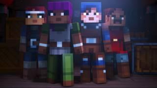 Анонсирован приключенческий экшен Minecraft: Dungeons