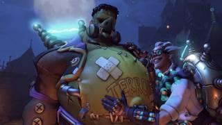 «Ужасы Хеллоуина» придут в Overwatch на следующей неделе