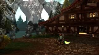Как бы выглядел режим «Королевская битва» в World of Warcraft