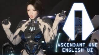Ascendant One может выйти на глобальный рынок — в игре появился английский язык