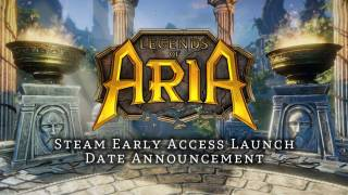 В декабре олдскульная MMORPG Legends of Aria выйдет в Steam
