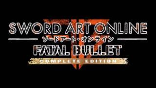 Дата выхода максимального издания Sword Art Online: Fatal Bullet