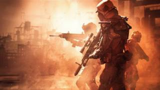 Шутер Warface вышел на Xbox One
