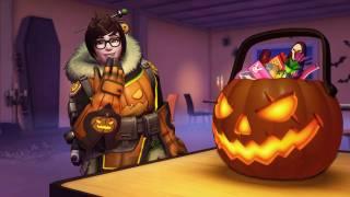 В Overwatch стартовало хэллоуинское событие