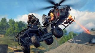 Два новых трейлера Call of Duty: Black Ops 4