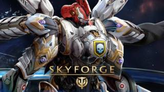 Skyforge вышла в Японии
