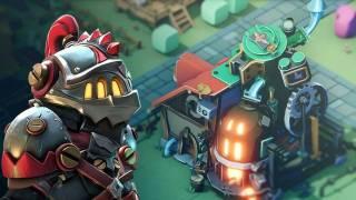 Анонсирована кроссплатформенная MMORPG с элементами песочницы Ember Sword