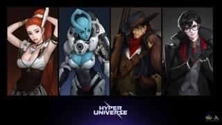 Корейская версия Hyper Universe закрывается
