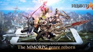 Мобильная MMORPG RebirthM выходит на глобальный рынок