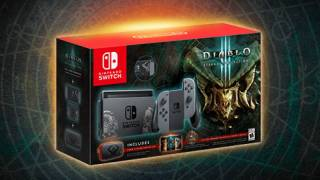 Анонсирован бандл Nintendo Switch с Diablo 3: Eternal Collection