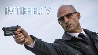 Марк Стронг озвучит рассказчика в Battlefield 5