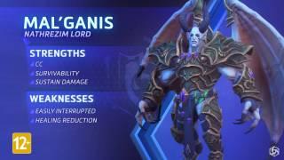 Мал'Ганис появился в Heroes of the Storm