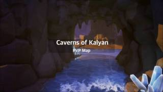 Представлена PvP-карта Caverns of Kalyan для Kurtzpel