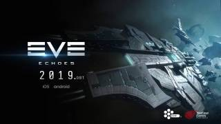 EVE Echoes (ex. EVE Online: Infinite Galaxy) анонсирована для глобального рынка