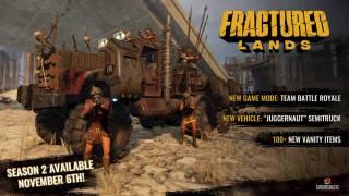 Во втором сезоне Fractured Lands появится командный режим