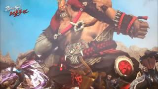 Масштабные битвы 500 vs 500 в новом трейлере Blade and Soul: Revolution