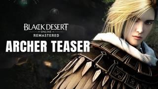 Тизер класса Archer в Black Desert