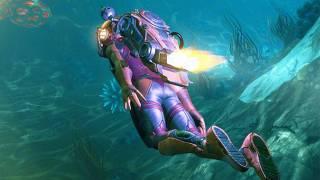 В No Man's Sky появился подводный контент