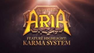 Будьте добрым, злым или хаотичным в Legends of Aria